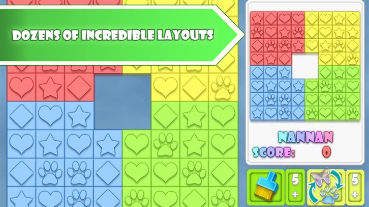 Fitz: Match 3 Puzzle (Full) screenshot-3