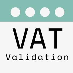 VAT Value Added Tax Validation