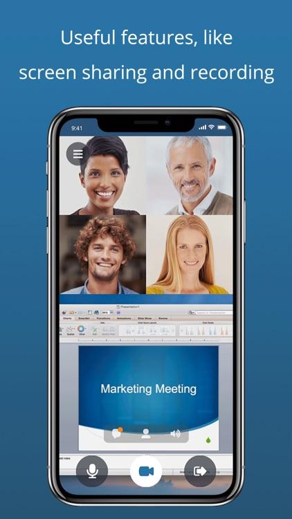 Free Conference Call screenshot-3