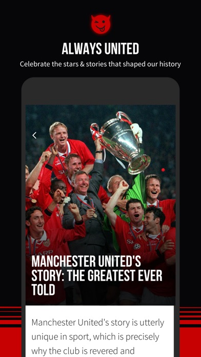 Manchester United Official App-9