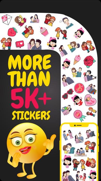 AdultMoji: Adult Emoji Sticker