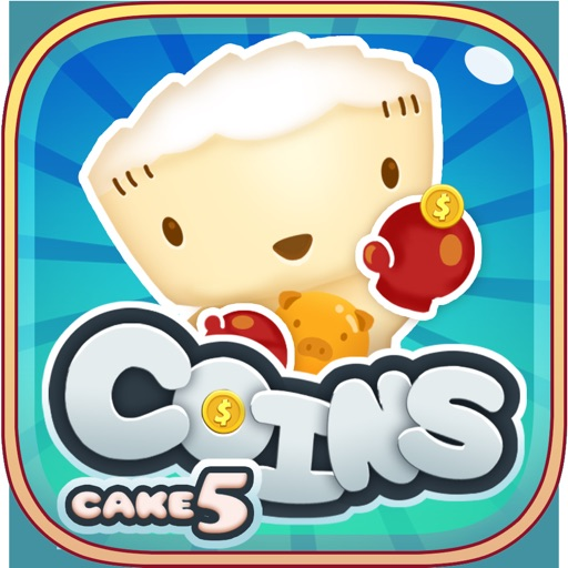 Cake5 Coins