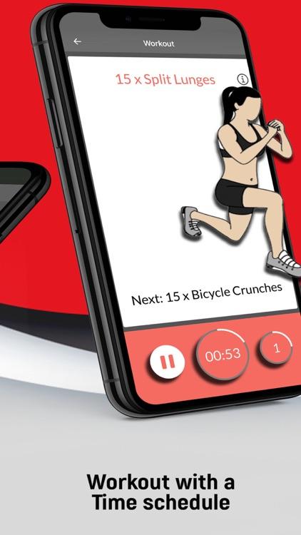 HIIT Workout Generator screenshot-3