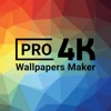 PRO 4K Wallpaper Maker Full HDアイコン