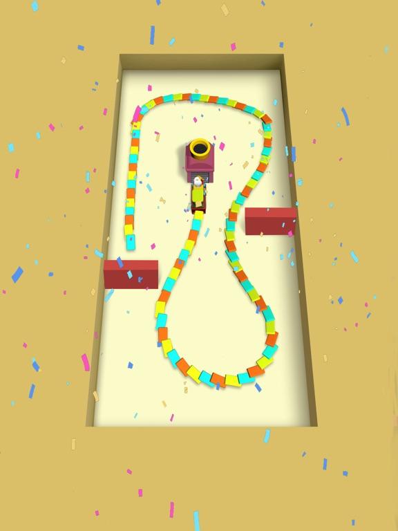 Domino Chain Train screenshot 9