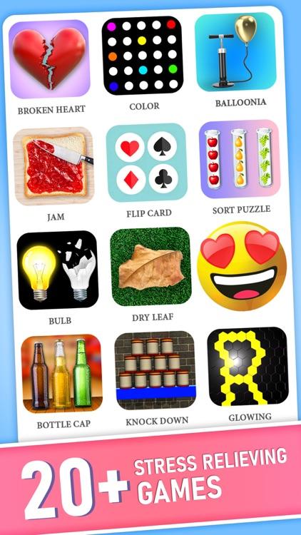 Anti stress Fidget 3D Calm kit screenshot-8
