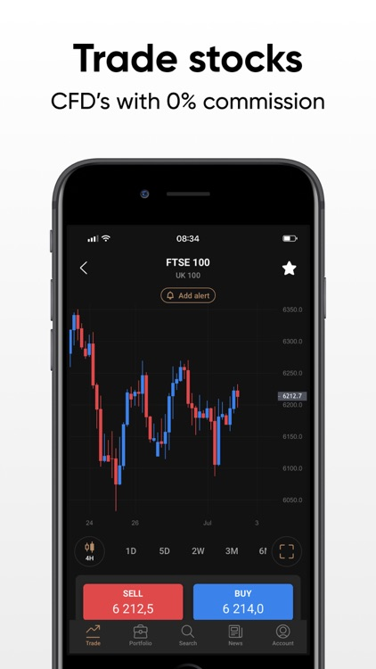 Capital.com: Trading & Finance