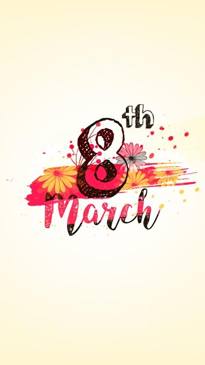Celebrate Women's Day Stickers