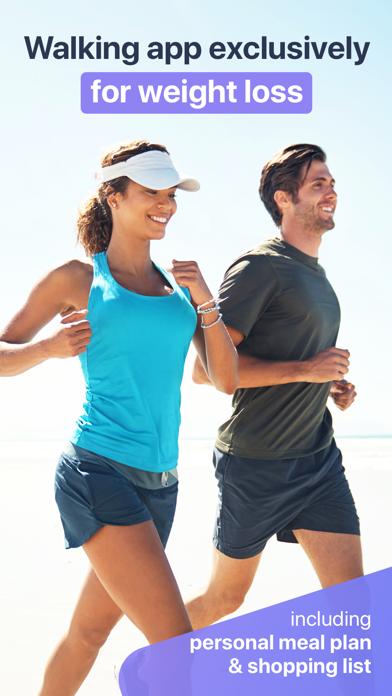 Organic Walk: Weight Loss Appのおすすめ画像1