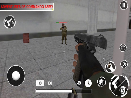 Survival Battle II screenshot 6