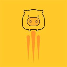 Piggy Jump Up