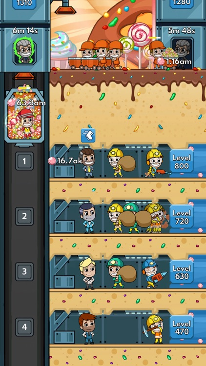 Idle Miner Tycoon: Gold Rush screenshot-7