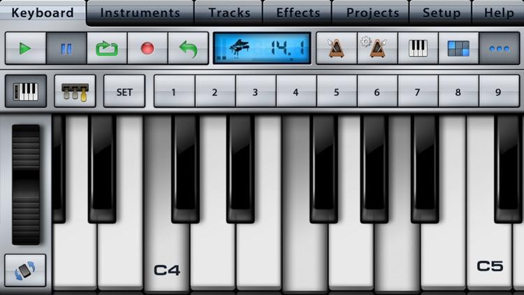 Music Studio screenshot-0