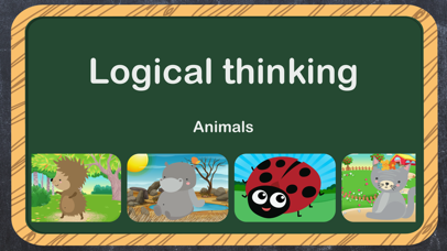 Logical thinking ScreenShot0