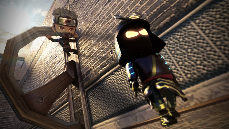Ninja Assassin Shadow Fight 3D screenshot-3