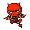 点击获取Little Devil Sticker