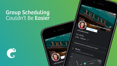 CatchApp Meeting Scheduler screenshot