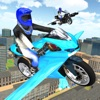 Flying Motorbike Simulator - iPhoneアプリ