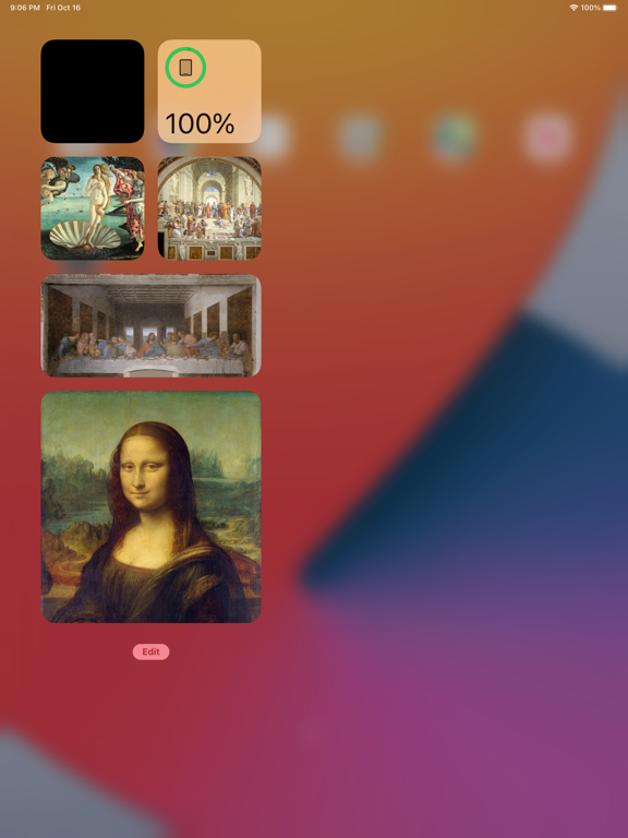 Widget of Art screenshot 12