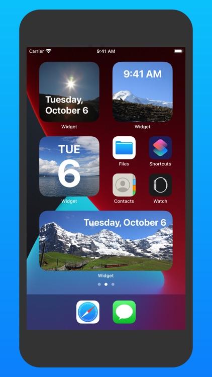 Widget - Add to Home Screen screenshot-4