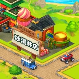 幸福小镇-模拟经营游戏
