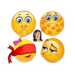 FlirtyMoji - Flirting Emojis
