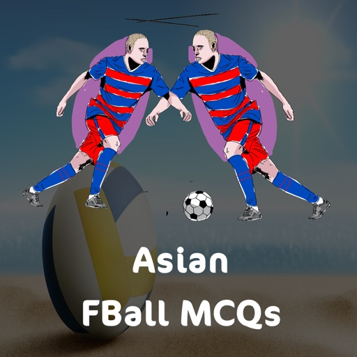 Asian FBall MCQs