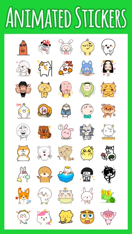 Stickers for iMessage! All Ver