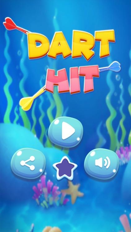 Dart Hit Candy