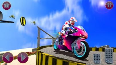 Bike Stunt: Motorcycle Games