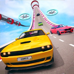 Extreme Track Car Stunts
