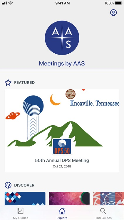 Meetings by AAS