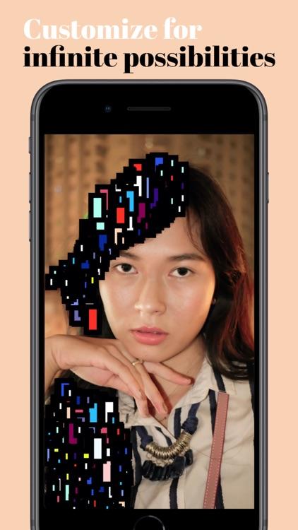 makeArt: art at tap speed screenshot-7