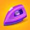 App Icon for Perfect Ironing App in Panama IOS App Store