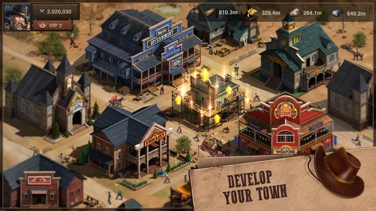 West Game screenshot-4