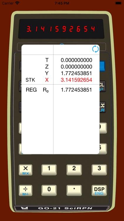 GO-21 SciRPN screenshot-4