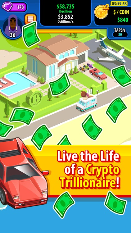 Crypto Trillionaire screenshot-3