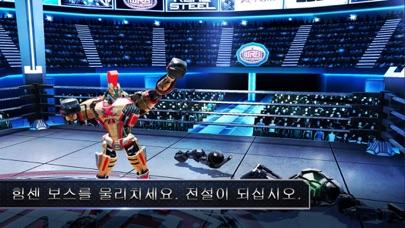 Screenshot for Real Steel in Korea App Store
