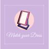 TYR TECHNOLOGIES LIMITED - Match your Dress artwork