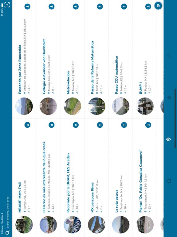 MathCityMap screenshot 8