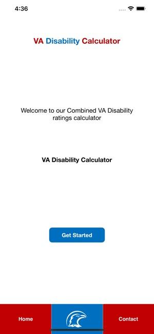 VA Disability Calculator on the App Store