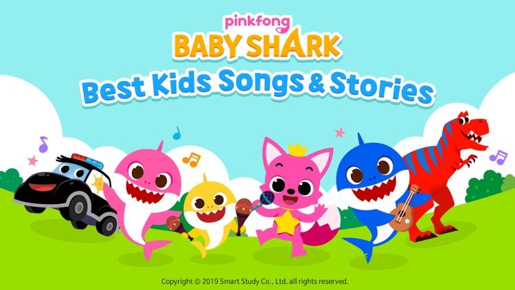Baby Shark Best Kids Songs screenshot-0