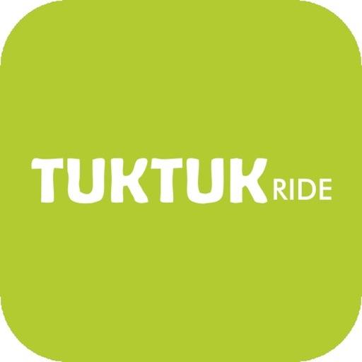 TukTuk-Ride iOS App