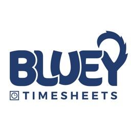 Bluey Timesheets
