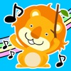 リズムで遊ぼう!動物オーケストラ