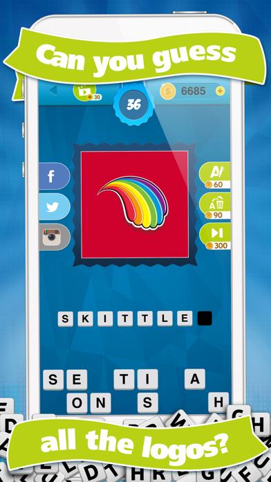 Screenshot of Guess Brand Logos2