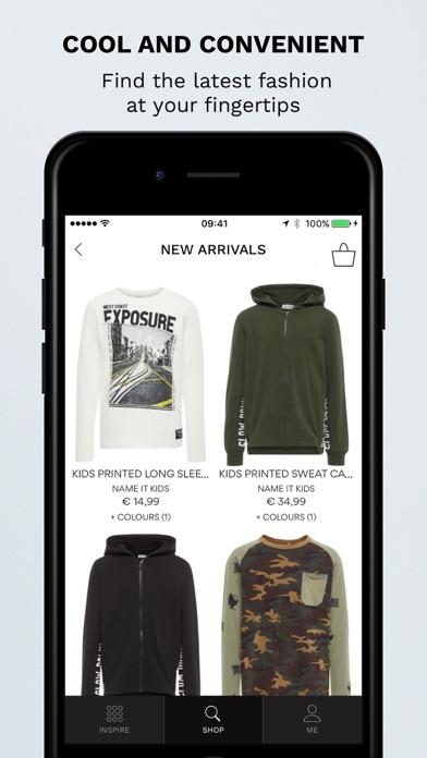 Screenshot #3 pour NAME IT - Kids Clothes