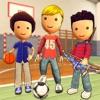 火柴人 学校 竞技 游戏