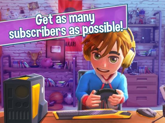 Youtubers Life: Gaming Channel Screenshots
