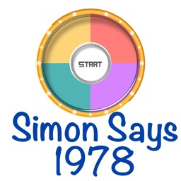 Simon Says - 1978 Memory Game